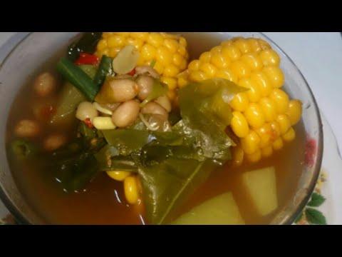Cara membuat Resep Sayur Asem khas Sunda Istimewa