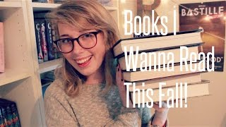 Top 5 Books I Want to Read This Fall! Thumbnail
