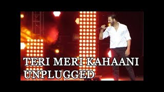 Akshay Kumar Sing A Song Teri Meri Kahani From Gabbar Is Back in Houston 2015