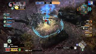 Guardian of middle earth BattleGrounds (3Lane) Kili Gameplay Xbox360/Ps3