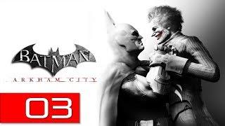 Batman: Arkham City GOTY PC (Hard) 100% Walkthrough 03 (Joker