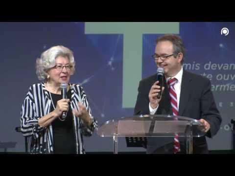 Maria Prean Predigt in der Porte Ouverte Chrétienne /13.11.2016