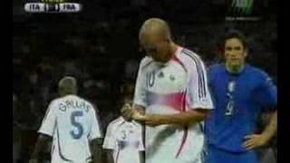 Zidane headbutt thumbnail