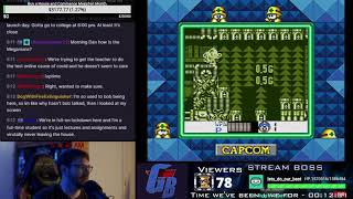 Playing Mega Man IV & V on Gameboy! p2