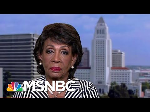 Maxine Waters: We're Going To Have To Impeach | Hardball | MSNBC