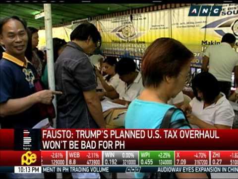 Trump pushes corporate tax reform agenda
