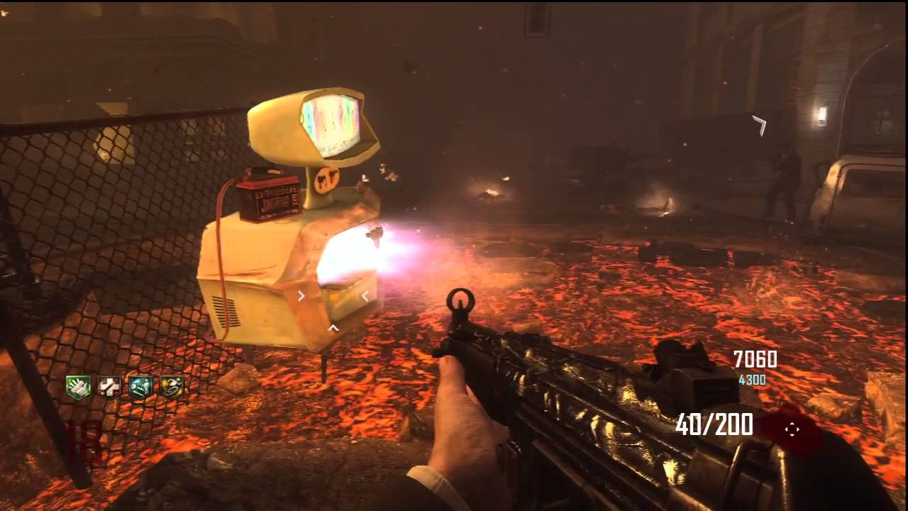 Wii U Black Ops 2 Zombies : Black ops wii u zombies town survival with