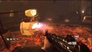 Black Ops 2 Wii U Zombies Town Survival With TheRedCyndaquil