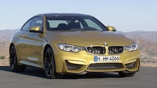 2014 Bmw M4 Coupe ► All Videos
