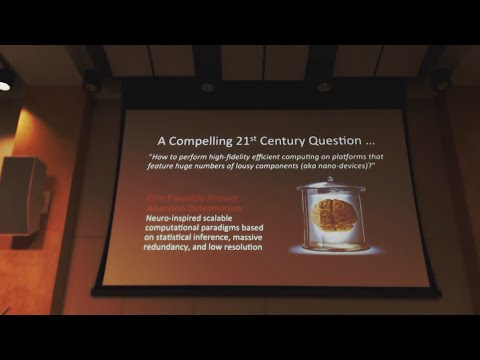 """SCVSSCS 20150528 """"The Return of Neuro-Inspired Computing – Why Now?"""""""