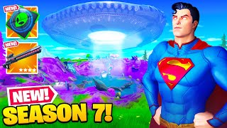 *NEW* Season 7 is HERE - EVERYTHING NEW! (Fortnite Chapter 2 Season 7 Update)