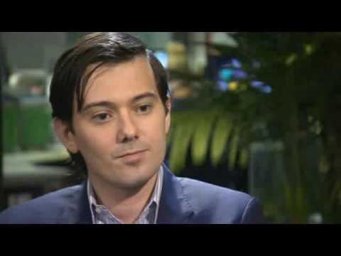 Martin Shkreli Interview (exclusive)