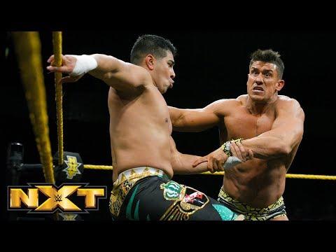 Raul Mendoza vs. EC3: WWE NXT, May 9, 2018