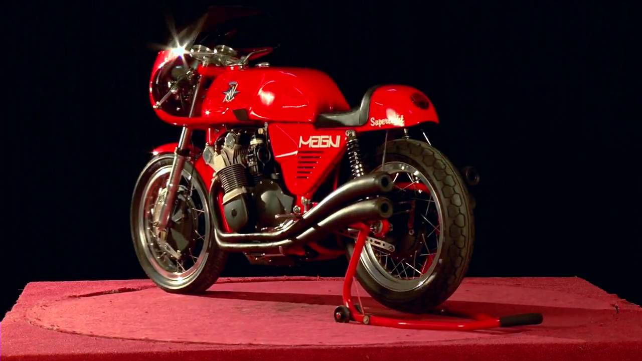 1979 mv agusta magni superlight - youtube