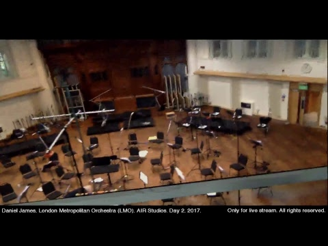 AIR Studios Live Orchestral Session