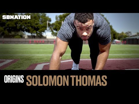 How 49ers DL Solomon Thomas became a monster on the field - Origins, Episode 16