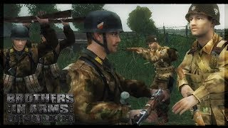 Brothers In Arms Earned In Blood - Movie - Full Game / Full HD