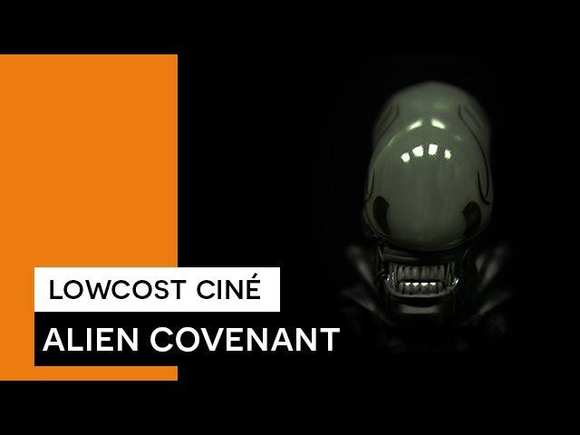 Lowcost ciné  - Alien Covenant [Parodie]