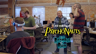 The Making of Psychonauts in the Rhombus of Ruin