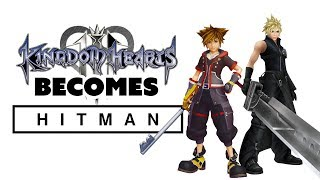 Final Fantasy 7 Remake & Kingdom Hearts 3 GET HITMANNED? - The Know Game News