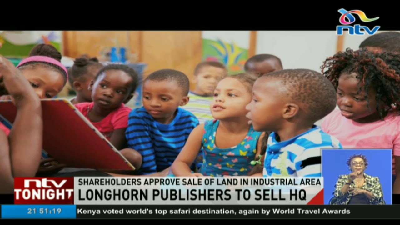 Longhorn publishers to sell headquarters in industrial area
