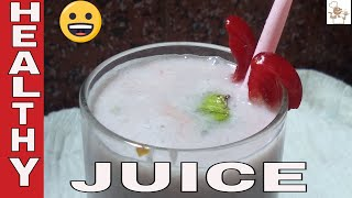 How To Make Cucumber With Black Plum Fruit Juice
