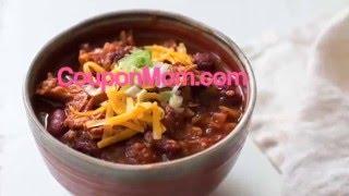 Easy Southwest Turkey Chili Recipe