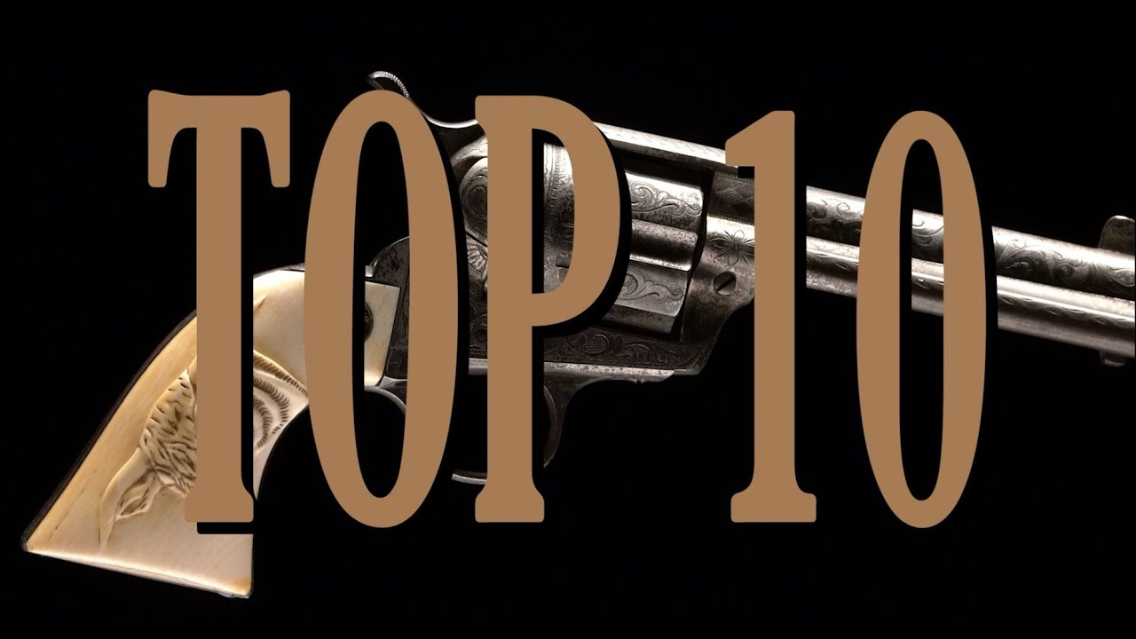 Top 10 Guns of the December Premier