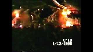 DESASTER Live in Trier 1996