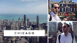 Chicago, Winnetka & the HOME ALONE House - 2018 [Travel Vlog]