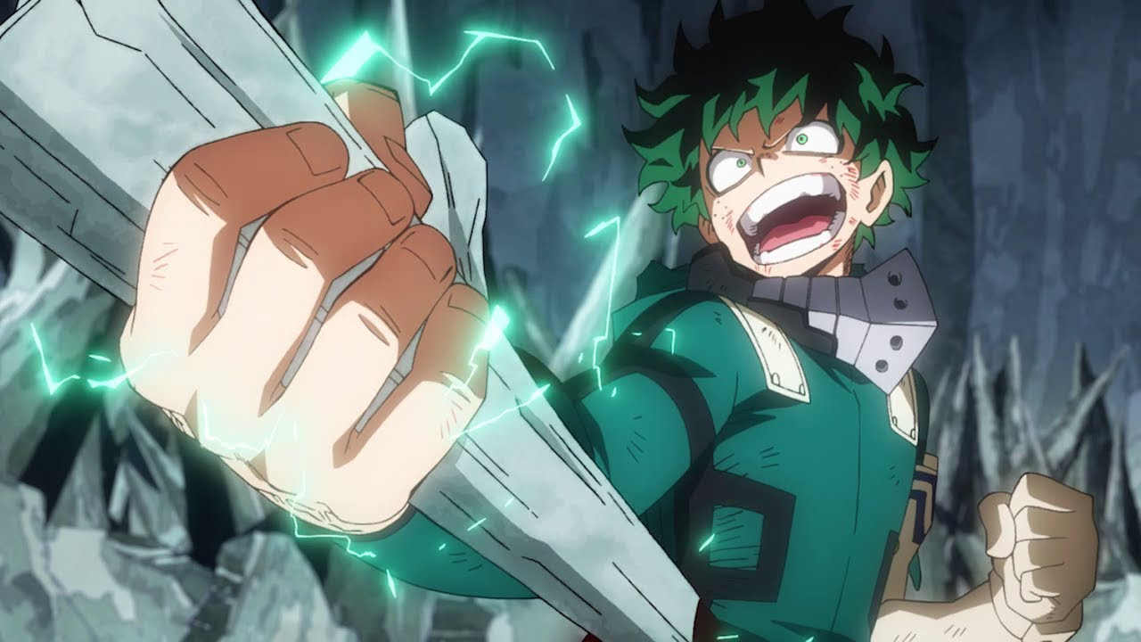 5期制作決定!『僕のヒーローアカデミア』(ヒロアカ)TVアニメ4期PV第3弾/OPテーマ:「ポラリス」BLUE ENCOUNT