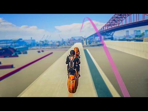 TACNO SAM PAO NA LINIJU ! Grand Theft Auto V - Deadline w/Cale,Sane