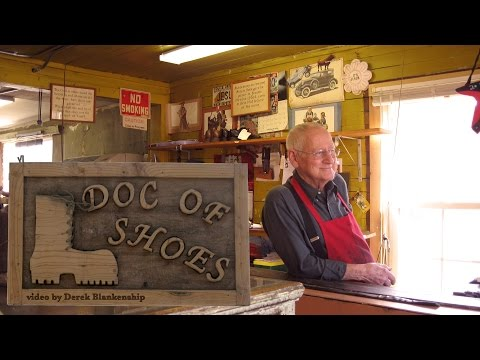 SHORT FILM - Doc of Shoes (2013 West Virginia Mountaineer Short Film Festival)