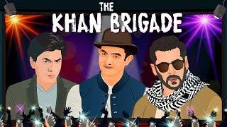 "Aamir, Salman, Shah Rukh; How the ""Khan Brigade"" rules Bollywood"