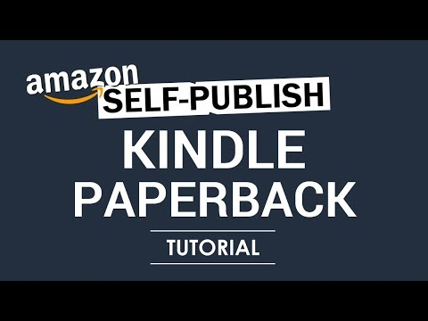How To Publish A Book On Kindle Direct Publishing 2020 - Amazon - Full Tutorial