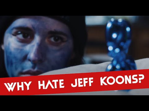 I Hate Jeff Koons (And Why You Should Too)