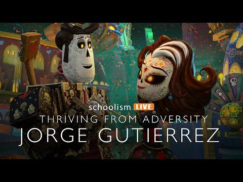 Thriving From Adversity with Jorge Gutiérrez