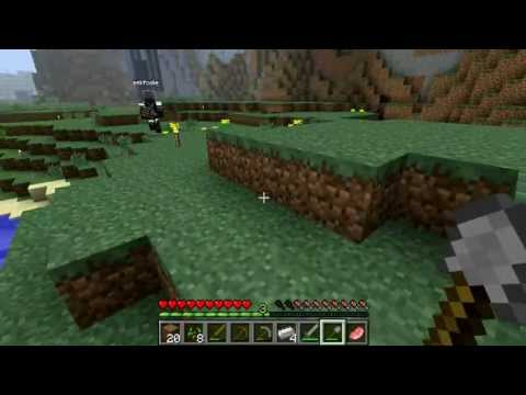 Minecraft Greek Multiplayer Survival Επεισόδιο 1:Η Αρχή