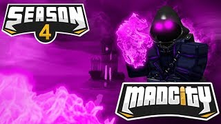 MAD CITY SEASON 4 IS HERE!!! | Roblox Mad City Update Live