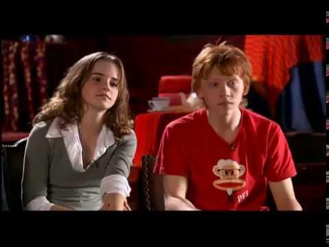 Harry Potter and the Prisoner of Azkaban Trio Interview (2004)