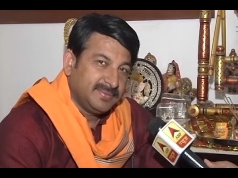MCD Elections 2017: Manoj Tiwari requests public to retain their faith in BJP