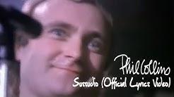 Phil Collins - Sussudio (Official Lyrics Video)