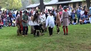 Native American Stomp Dancers