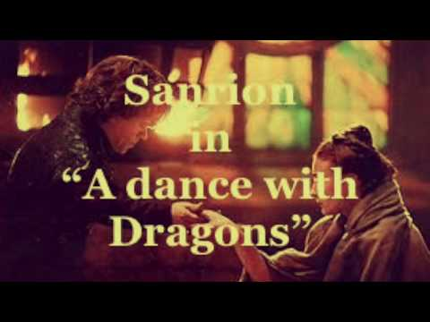 Sanrion (Tyrion & Sansa) clues in A dance with dragons Game of Thrones Asoiaf quotes otp got stark