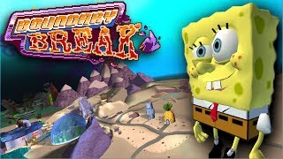 Out of Bounds Discoveries | SpongeBob SquarePants: Battle for Bikini Bottom - Boundary Break