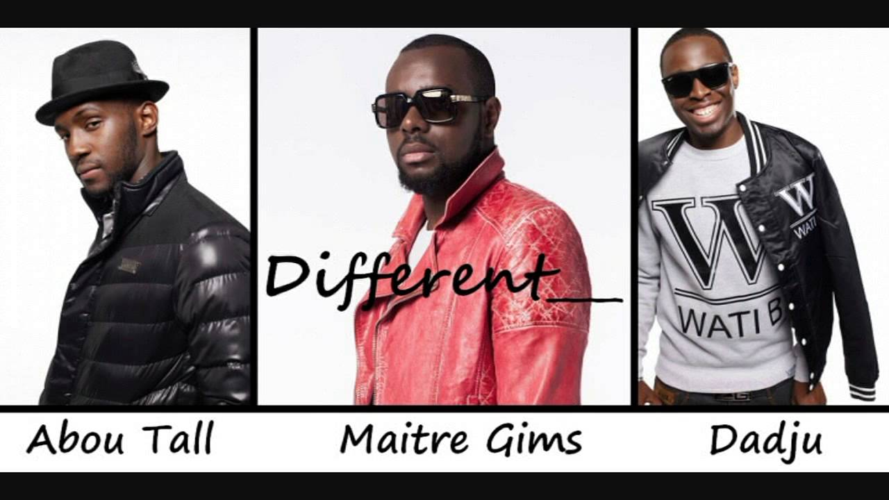 Maitre Gims Feat. The Shin Sekai - J'suis different - YouTube