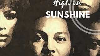SomeWooD - High on Sunshine (hip-hop instrumental)