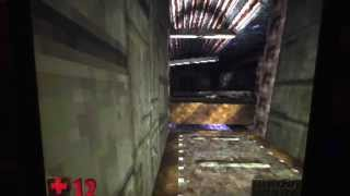 UNREAL running on a Cyrix 80486 133MHZ PowerVR Part 3