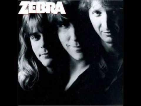 Tell Me What You Want--Zebra