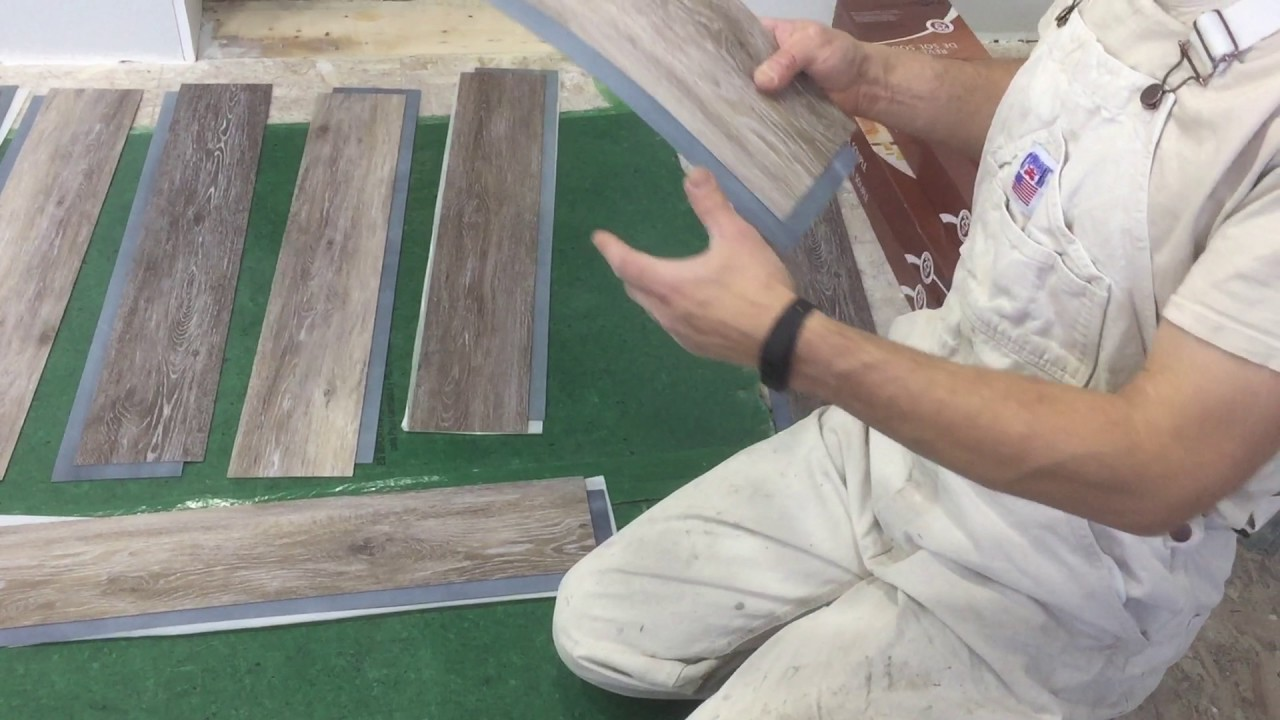 How To Install Vinyl Plank Flooring From Home Depot
